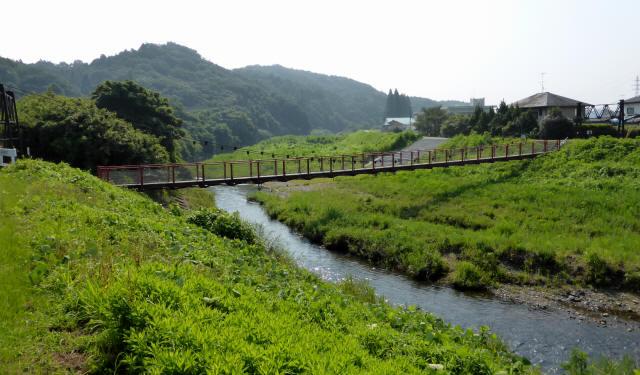 松坂つり橋7