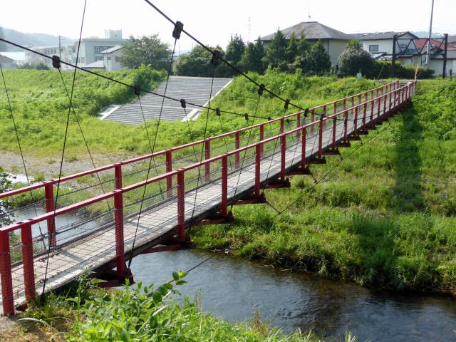 松坂つり橋8