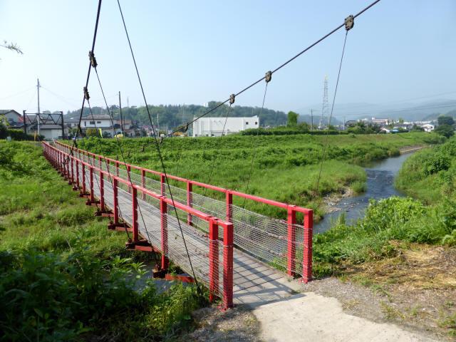 松坂つり橋9