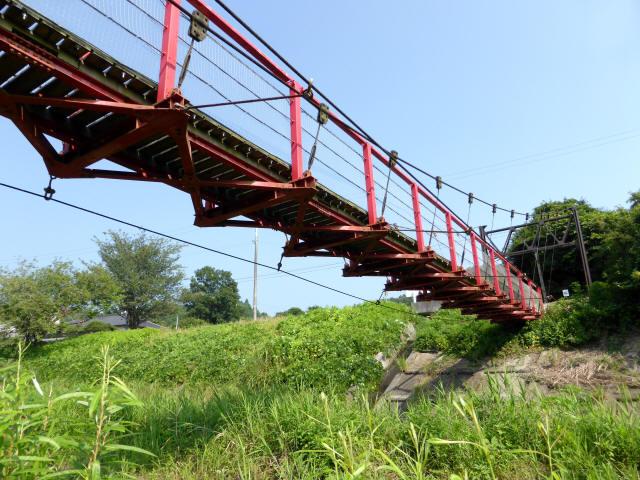 松坂つり橋0