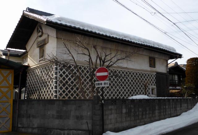 岡谷の街並5