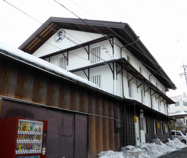 岡谷の街並8