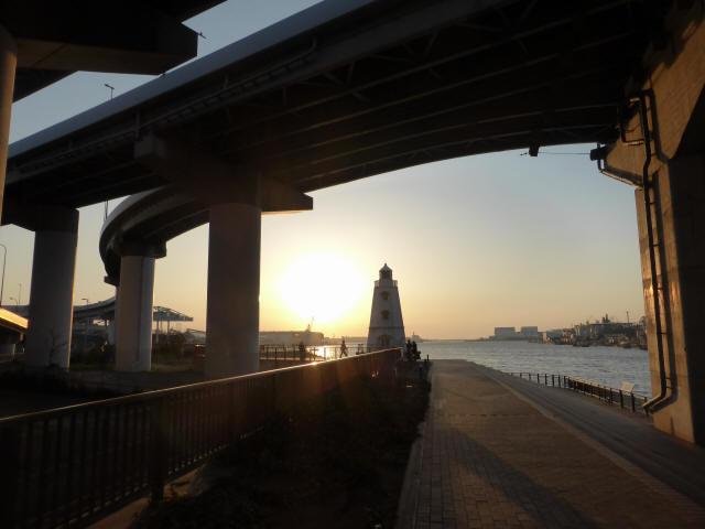旧堺灯台3