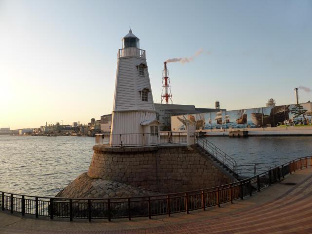 旧堺灯台6