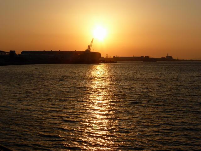 旧堺灯台7