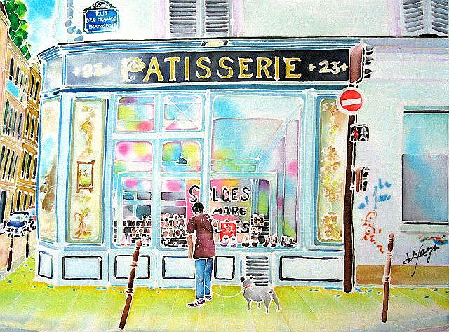 パリ・ソルドの季節