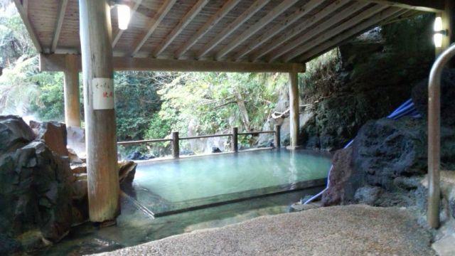 八丈島_ゆとりの湯裏見ヶ滝温泉