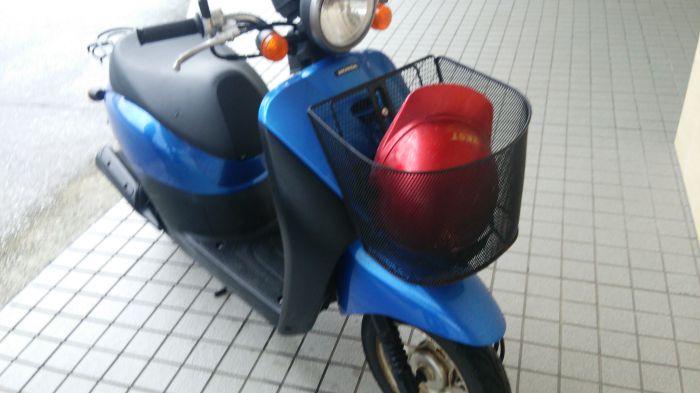 八丈島_レンタルバイク