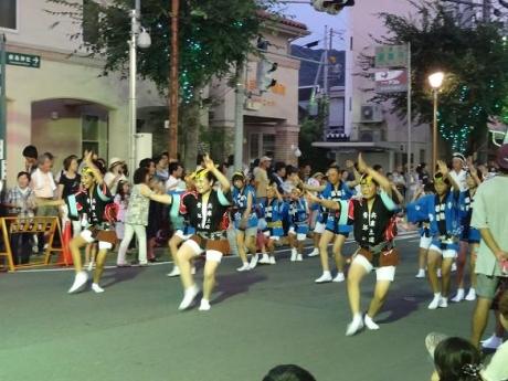 2015年8月2日島祭り①
