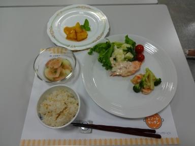 夏のスタミナ料理、美味しく食べました。