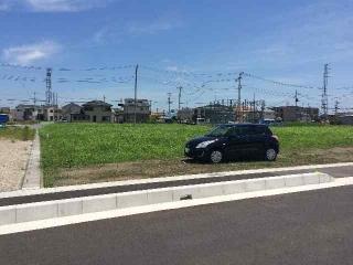 売買 土地 看板 田口不動産 鴻巣市北新宿