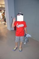 Lamigo赤Tシャツ150802