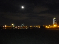 夜の重陽橋150702