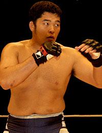 20150715総合格闘技戦に臨む矢野通(パンクラスHPより)