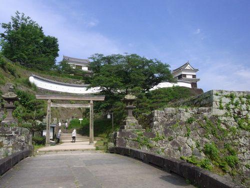 臼杵城跡2