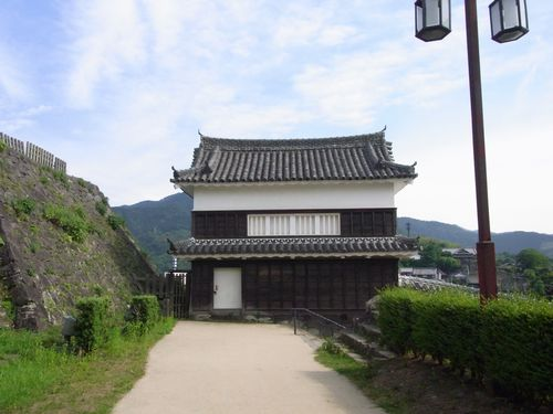 臼杵城跡7