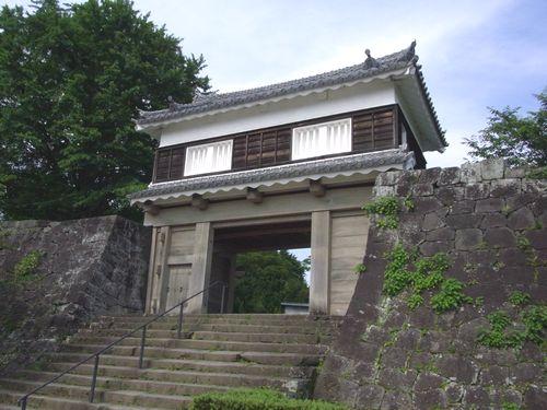 臼杵城跡9