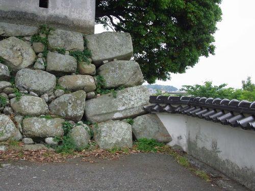 中津城跡4