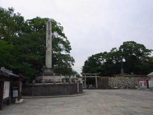中津城跡18