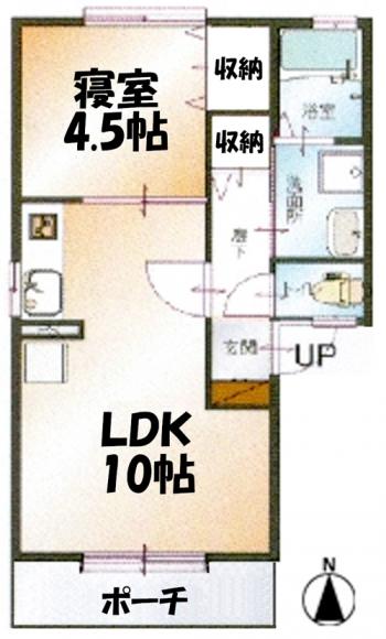 ■物件番号4120 茅ヶ崎海側!駅13分!1LDK!築浅物件!追焚き!浴室乾燥!8万円!