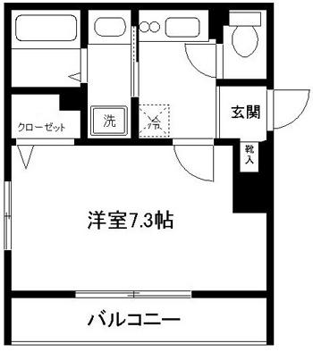 ■物件番号4129 茅ヶ崎駅海側!駅2分!オートロック完備のマンション!2階カド!日当り良好!6.4万円!