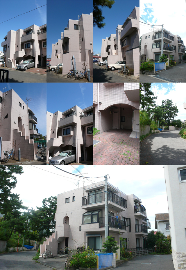 ■物件番号P4745 ペット可!海側メゾネットマンション!鉄筋コンクリート造!3LDK+サンルーム!86平米!駐車場無料1台付!11.5万円!