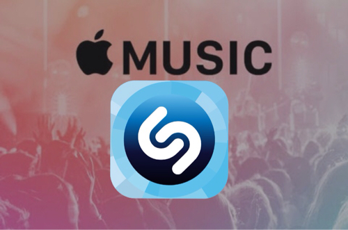 Apple MusicとShazamの連携