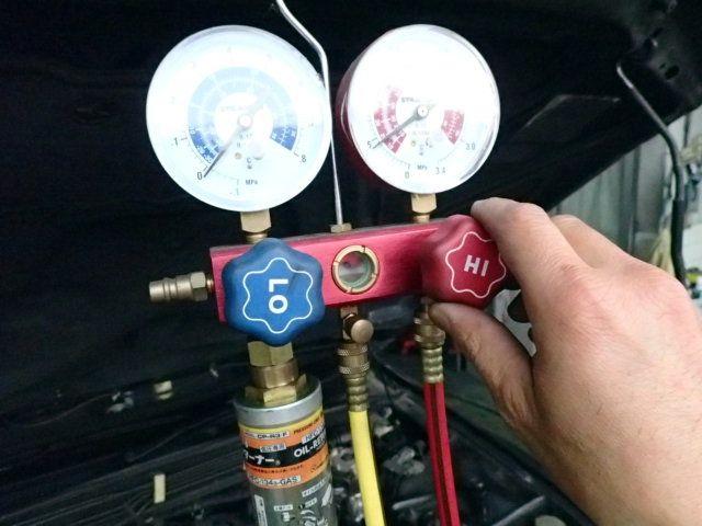 R32 エアコン修理