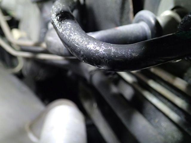 ボルボ エアコン修理