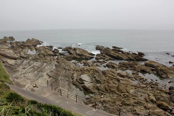砂岩泥岩互層