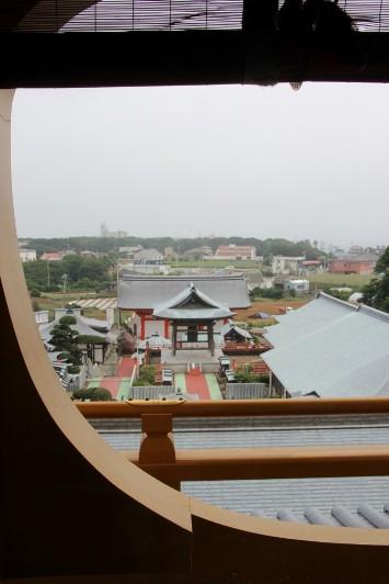 大塔からの眺望