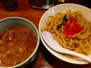 0223蕃茄@つけ麺