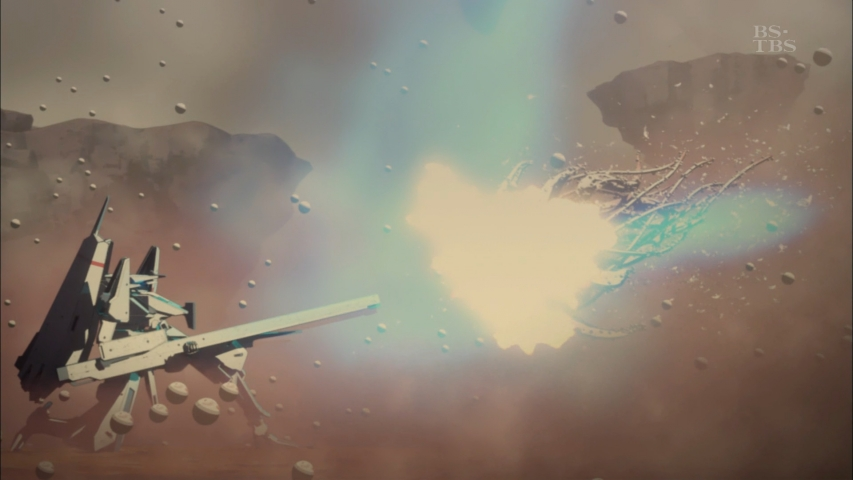 シドニアの騎士 第九惑星戦役 第11話