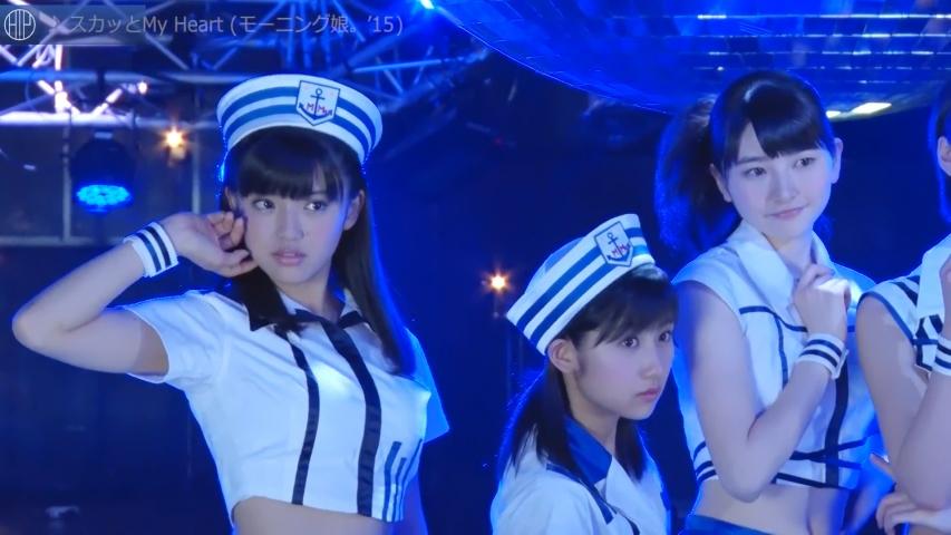 「ハロ!ステ#125」モーニング娘。'15 鈴木香音