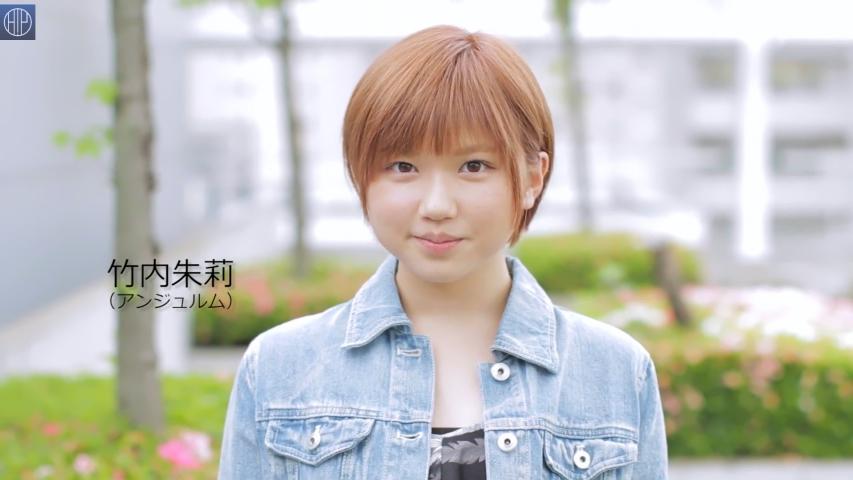 「ハロ!ステ#129」アンジュルム 竹内朱莉