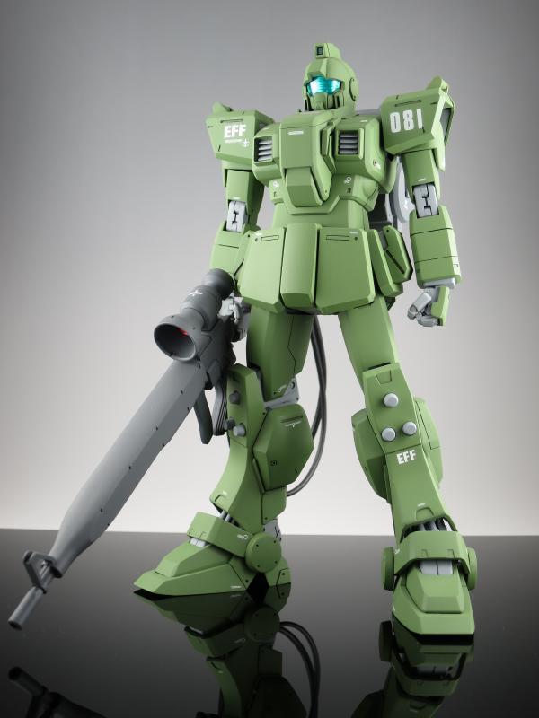 MGジムスナイパー(陸戦)2