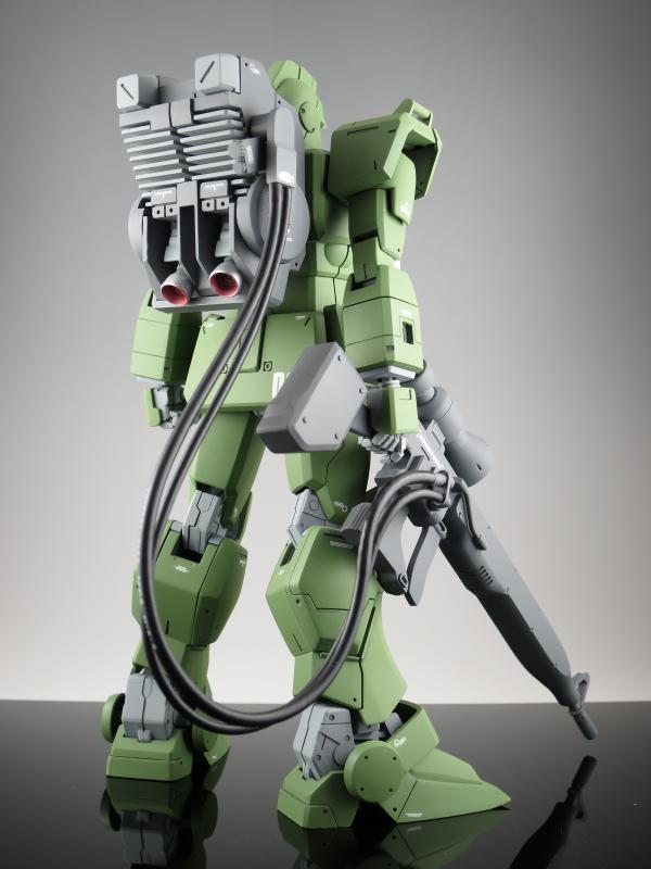 MGジムスナイパー(陸戦)3
