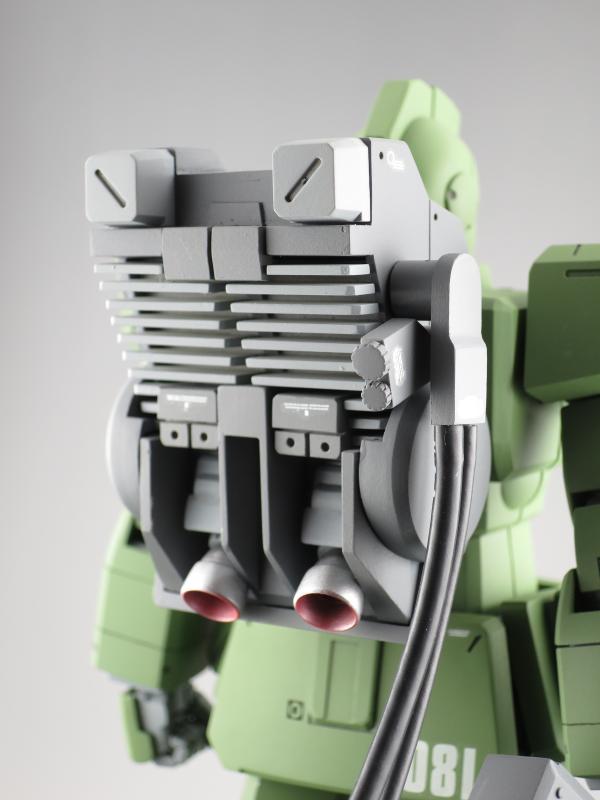 MGジムスナイパー(陸戦)5