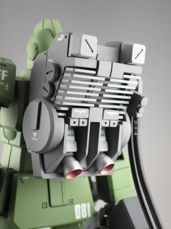 MGジムスナイパー(陸戦)6