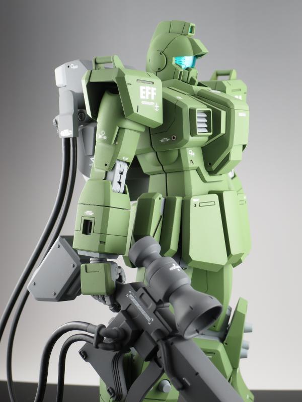 MGジムスナイパー(陸戦)7