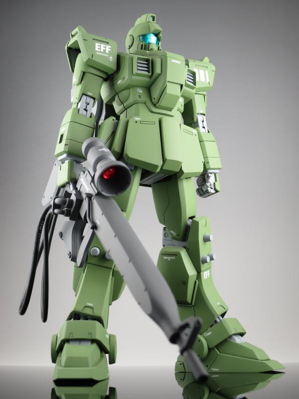 MGジムスナイパー(陸戦)8