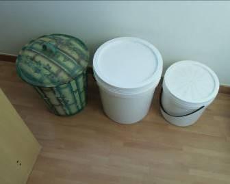 生ゴミ保存容器