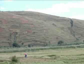 マダガスカルの山