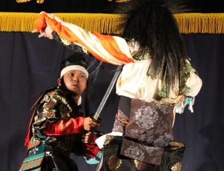 西村神楽社中 黒塚8