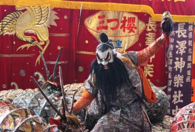 石見神楽長澤社中 大蛇2