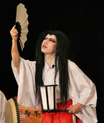 春木神楽団 滝夜叉姫1
