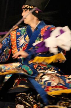 春木神楽団 滝夜叉姫4