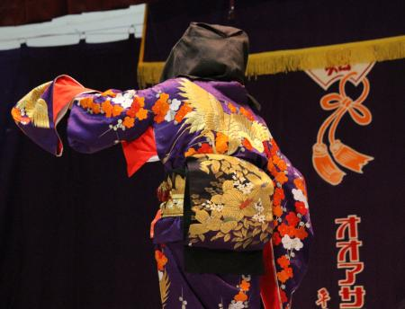 谷住郷神楽社中 黒塚1