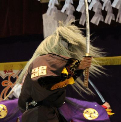 大塚神楽団 滝夜叉姫4