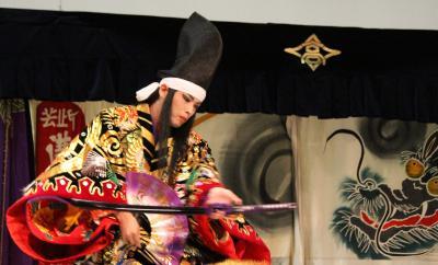 溝口神楽団 滝夜叉姫3
